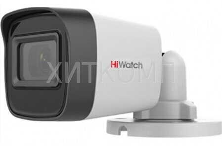 Уличная HD-TVI-Видеокамера HiWatch DS-T500(C) 2.4 mm